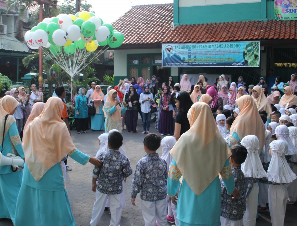 04. Hari Pertama Masuk Sekolah (HPMS) TK 4