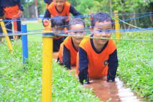 11 manfaat outbound untuk anak sekolah dasar