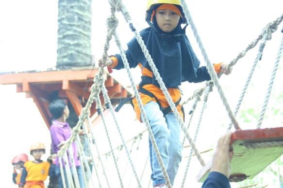 11 manfaat outbound untuk anak sekolah dasar; by SEKOLAH AR-RIDHO
